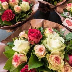 Bouquet Mélange de Roses